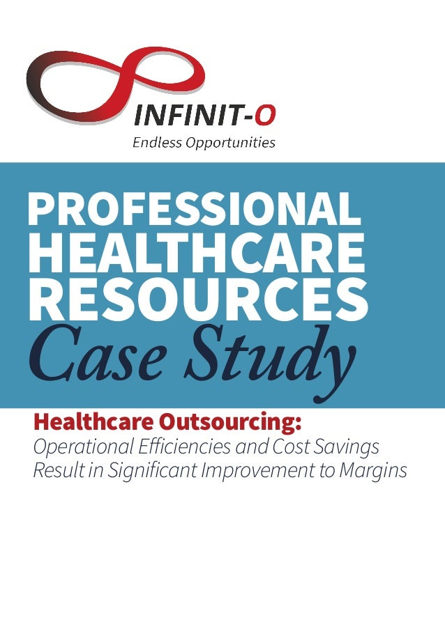 case study on outsourcing