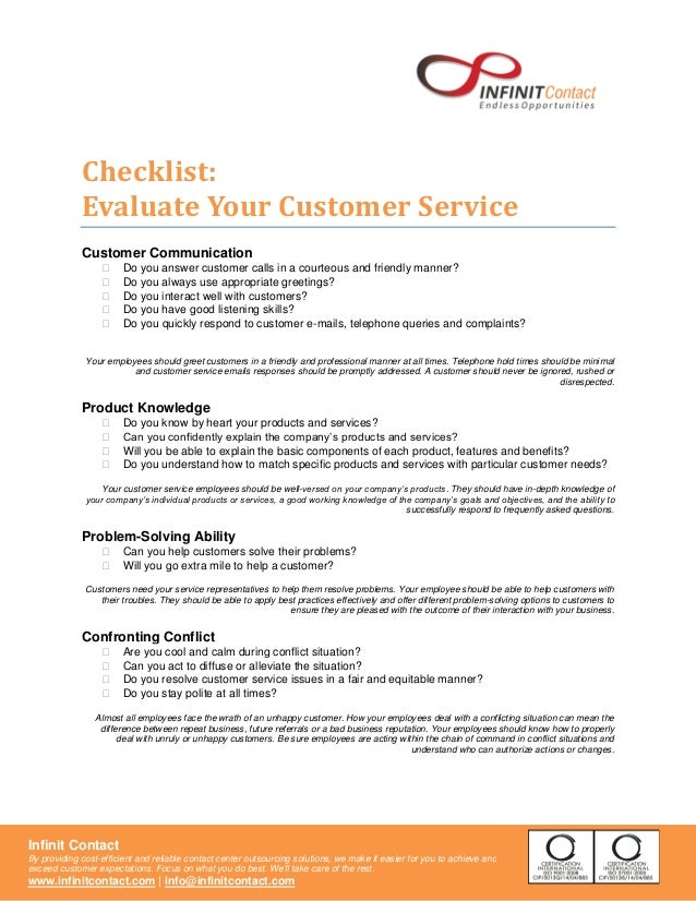 evaluate a customer service policy Ron zemke and john a woods write in the book best practices in customer service that the customer service policies serves as a tool to rally the entire organization to move toward a ambitious, desirable future state in which the service moves beyond the expectations of the customers.