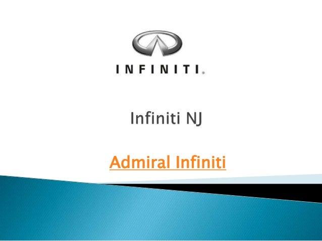 Admiral Infiniti