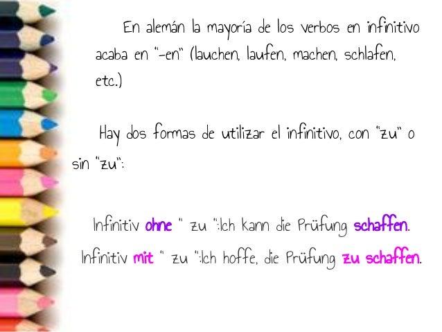 Infinitivsätze (3) Slide 2