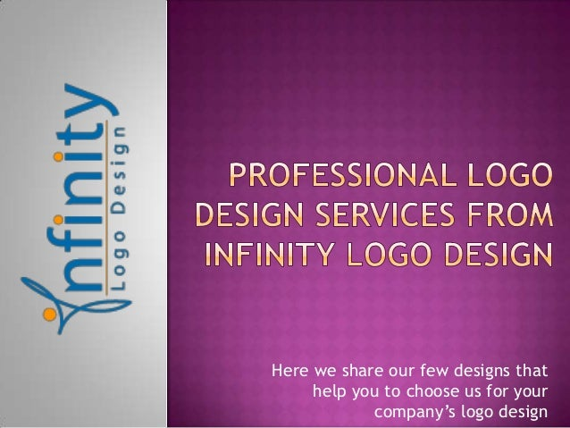 infinity logo design uk