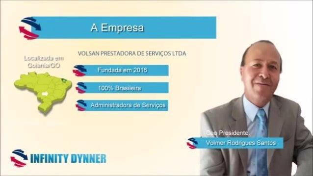 Infinity Dynner | Patrocinador: Mibson | Apenas R$10,00