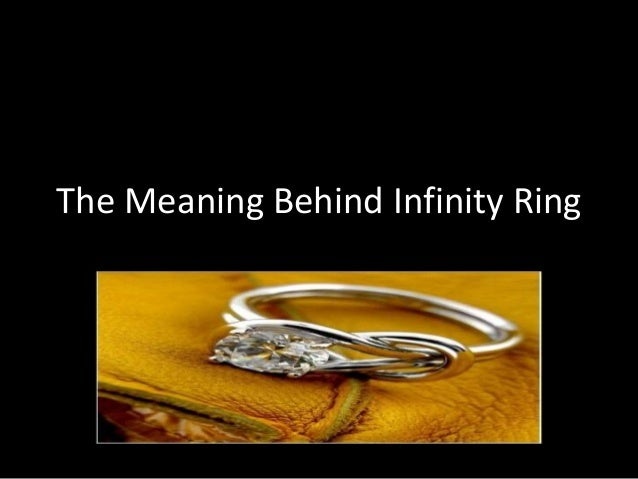 Infinity Ring Meaning