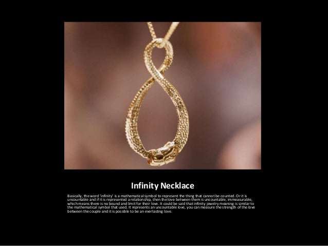 Infinity ring meaning infinity necklace basically mozeypictures Image collections