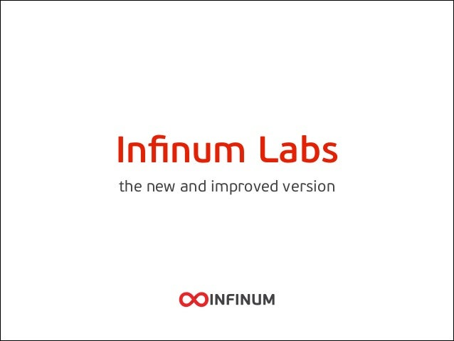 Infinum Labs the new and improved version