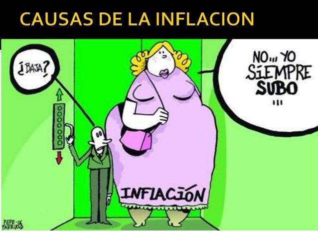 Resultado de imagen de inflacion economica