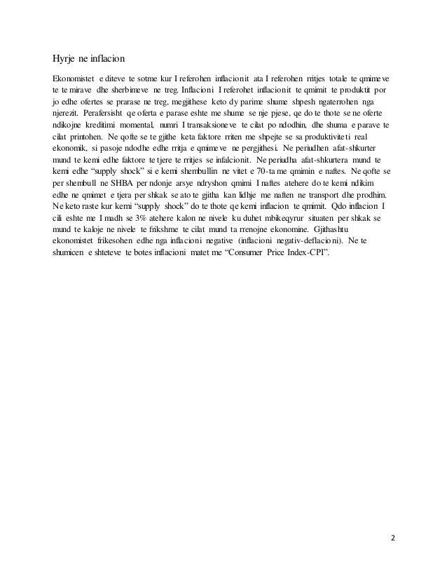 Mikroekonomi oferta dhe kerkersa