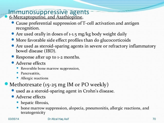steroid sparing agent meaning