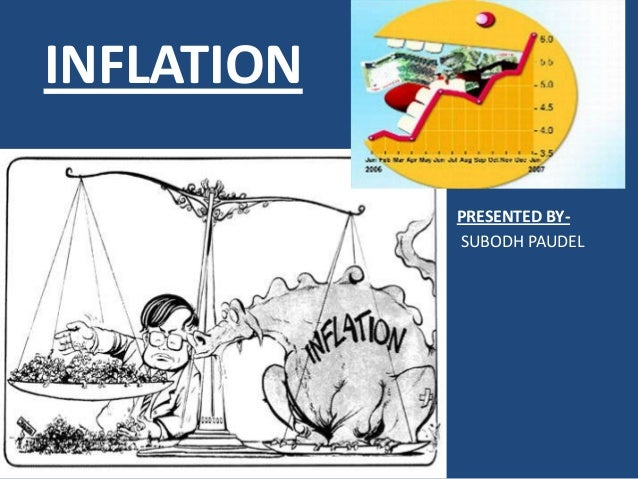 INFLATION            PRESENTED BY-            SUBODH PAUDEL