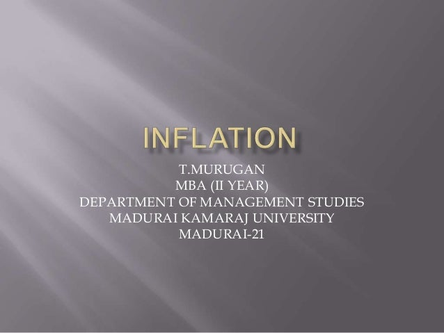 T.MURUGAN          MBA (II YEAR)DEPARTMENT OF MANAGEMENT STUDIES   MADURAI KAMARAJ UNIVERSITY           MADURAI-21
