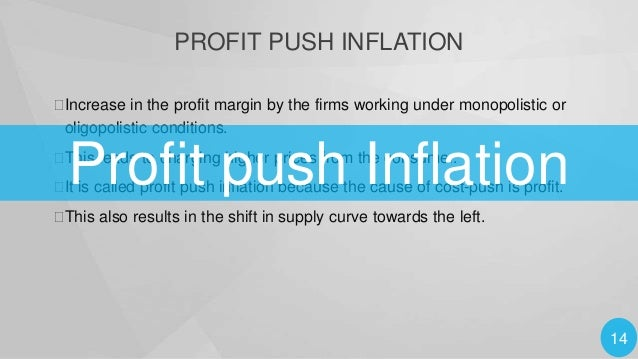 INCREASE IN PRICE OF RAW MATERIALS  addition to a rise in wage rate and increase in profit margins, a rise in In price of...