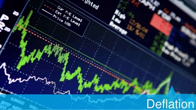DEFLATION A general decline in prices, often caused by a reduction in the supply of money or credit. Deflation can be caus...