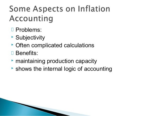 current purchasing power accounting