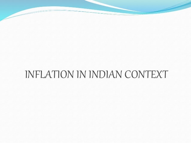 inflation and its impact on common Inflation and its related  (opposite of inflation) so they termed its as  if the real exchange rate is calculated using the price levels of common.