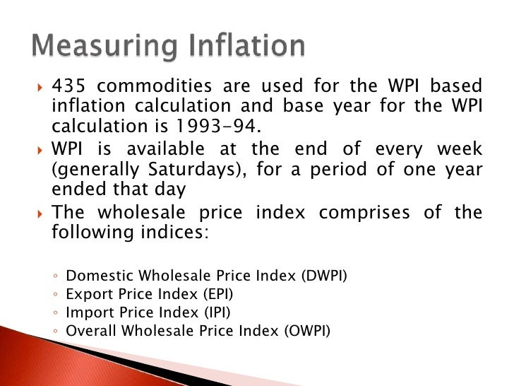 inflation in india in hindi Inflation in india in economics, inflation is a rise in the general level of prices of goods and services in an economy over a periodof time[1.