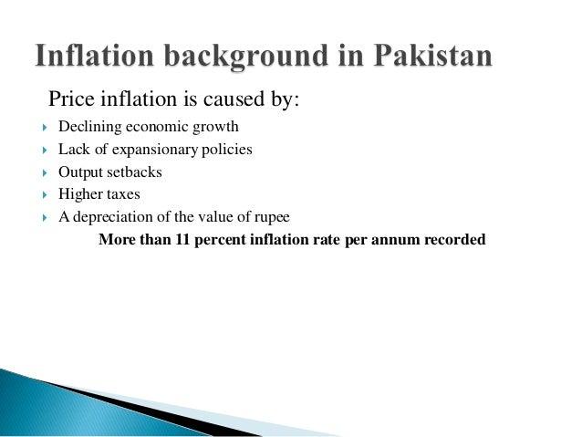 Pakistan Economic Outlook
