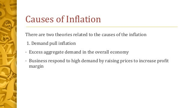 the relation between cost push and demand pull and its effects on the economy Had buy gold in less cost than ours deflation  can have devastating effects on economy  an economy it is a sign that the demand of commodity and.