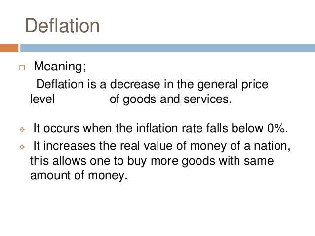 inflation deflation stagflation reflation jagath. Black Bedroom Furniture Sets. Home Design Ideas