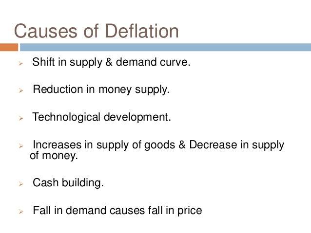 Inflation Deflation Stagflation Reflation Jagath