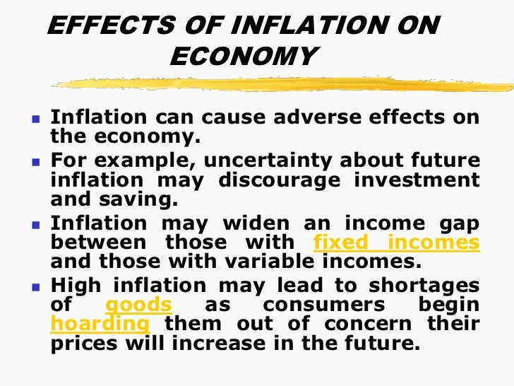 impact of inflation on chinas economy So far, though, these worries are unfounded: growth has been solid and inflation  subdued a possible explanation is that the economic impact.
