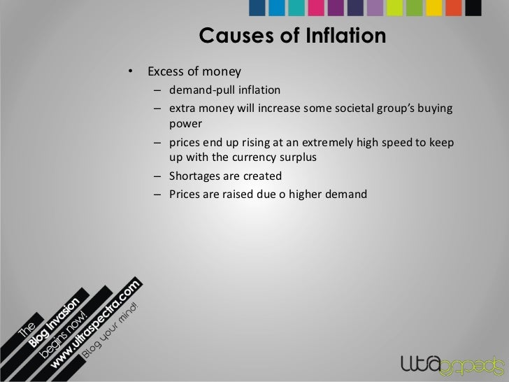 inflation and its causes pakistan The impact of inflation and economic growth on unemployment 1 proceedings of 3rd international conference on business management pakistan ayesha wajid university of management and technology dr rukhsana kalim university of management and technology.