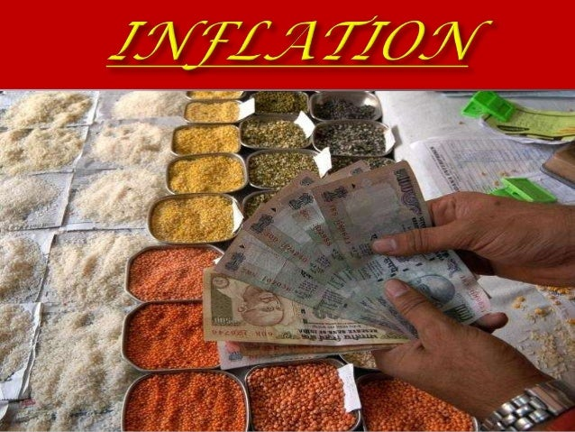 """A sustained rise in thegeneral price level over a period of time is          known as """"inflation"""".                     In ..."""