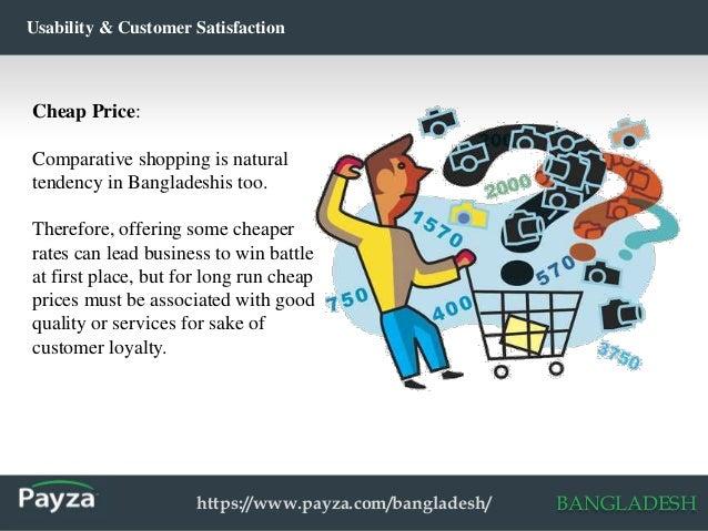 Key factors influencing online shopping