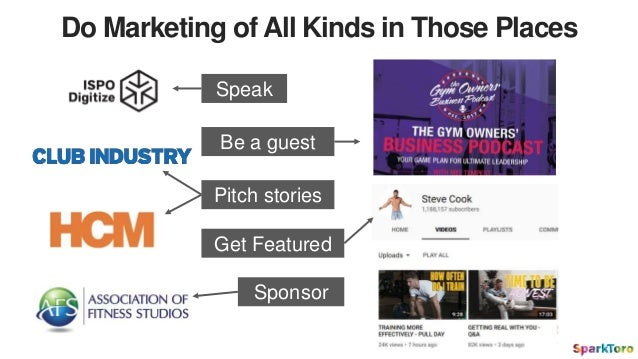Do Marketing of All Kinds in Those Places Speak Be a guest Pitch stories Get Featured Sponsor