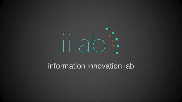 information innovation lab