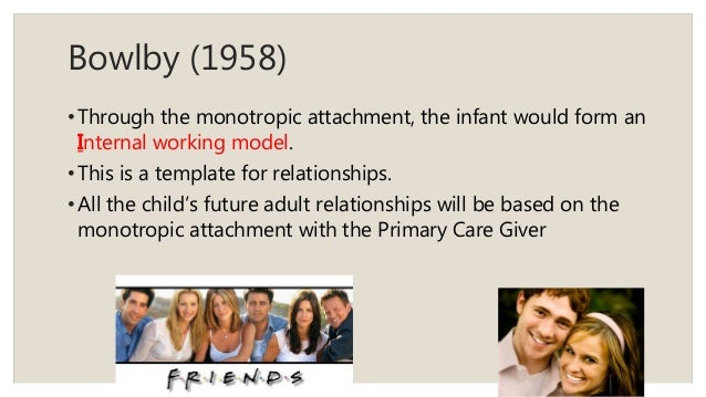 a research into the influence of attachment on childhood and adult relationship In the seminal research on adult attachment by  relationship patterns continue to influence  are resistant to change and are carried forward into new.