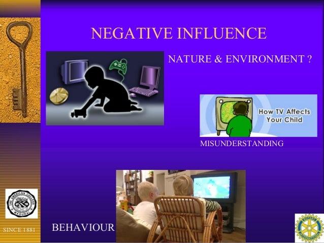 Influence of Media on Children