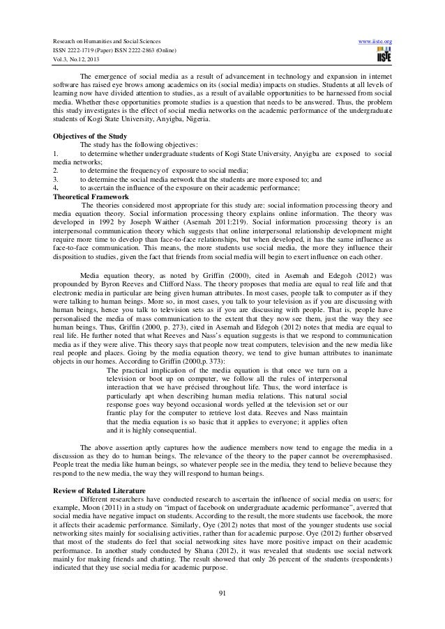 Assessment of debates on media effects essay