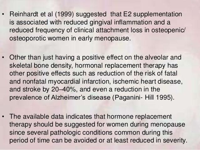 Sex hormones attachment