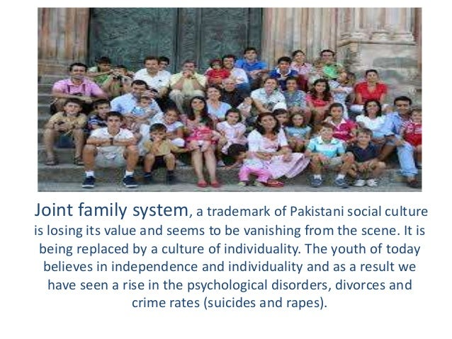 adopted cultures in pakistan