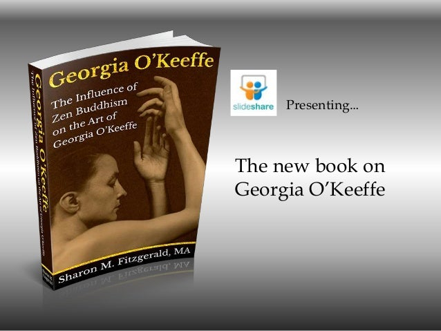 Presenting… The new book on Georgia O'Keeffe