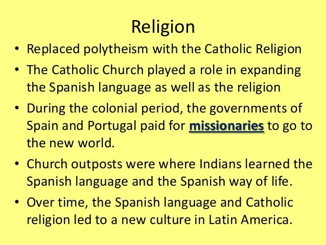 roles of religion in spanish and Level: as or ib, good for quick insight from a native speaker about the current and historic teaching of religion in school in spain mp3 file 1 minute 20 secs long a spanish native speaker answers questions about her experiences of being ta.