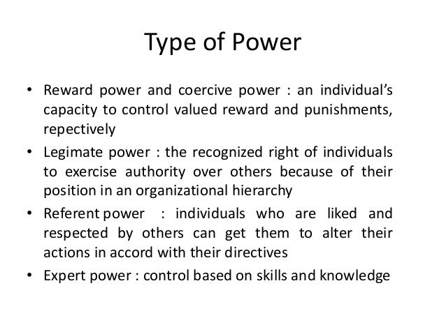 power and politics in organisation essay Power, influence and politics 1 power, politics, and influence fundamentals of organizational behavior 2e andrew j dubrin powerpoint presentation by rogelio r corpuz mme chapter 11.