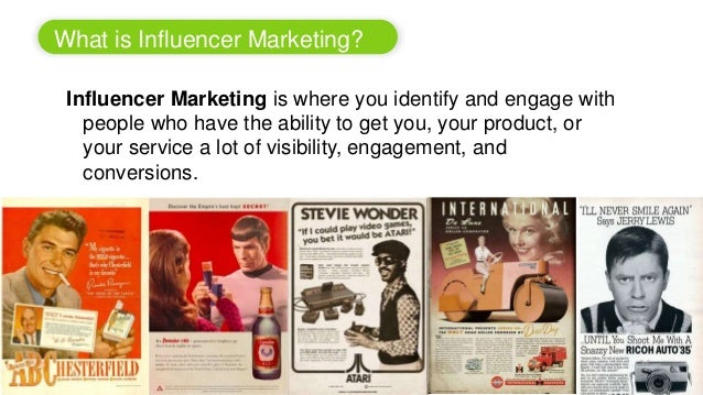 Getting Started with Influencer Marketing Slide 2