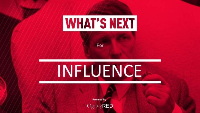 1 IN Powered by INFLUENCE For