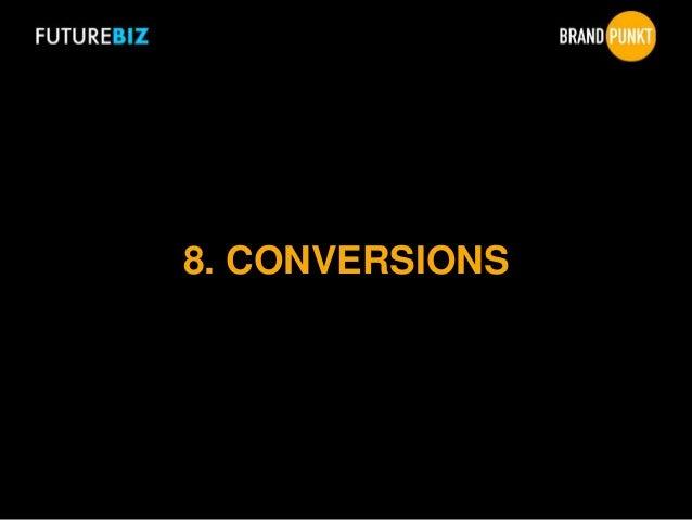 8. CONVERSIONS