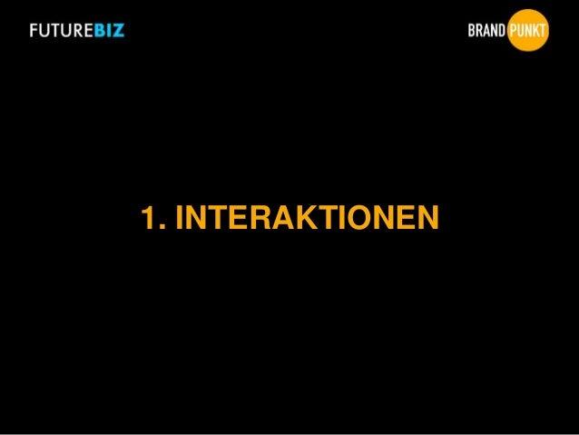 1. INTERAKTIONEN