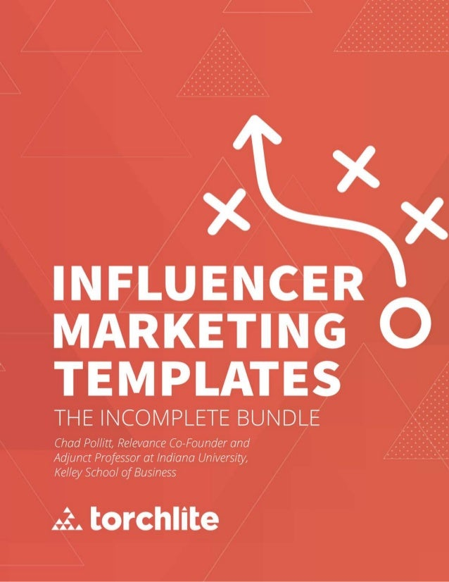 Influencer Marketing Templates – The Incomplete Bundle