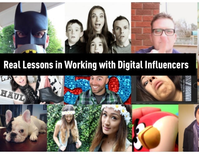| @missrogue | Tara Hunt | TOTEM.TC | Real Lessons in Working with Digital Influencers