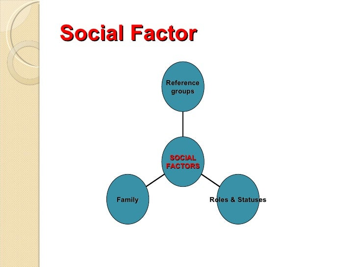 social factor Social, economic, and educational factors that influence health healthiest wisconsin 2020 focus area profile may 2013 1 social, economic, and.