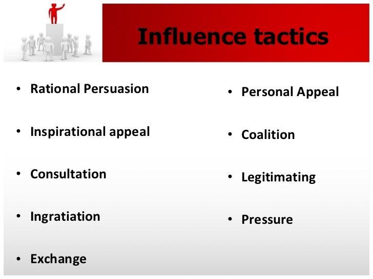 leadership tactics