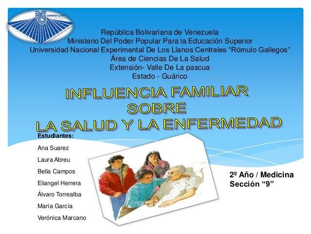 República Bolivariana de Venezuela Ministerio Del Poder Popular Para la Educación Superior Universidad Nacional Experiment...