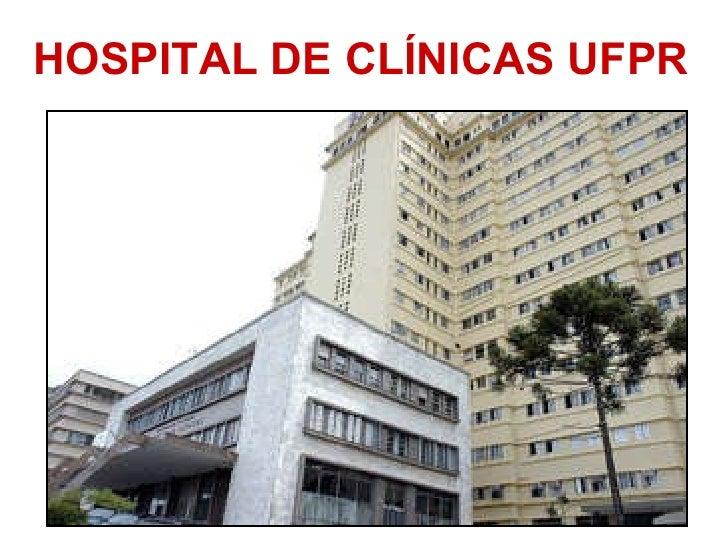 HOSPITAL DE CLÍNICAS UFPR