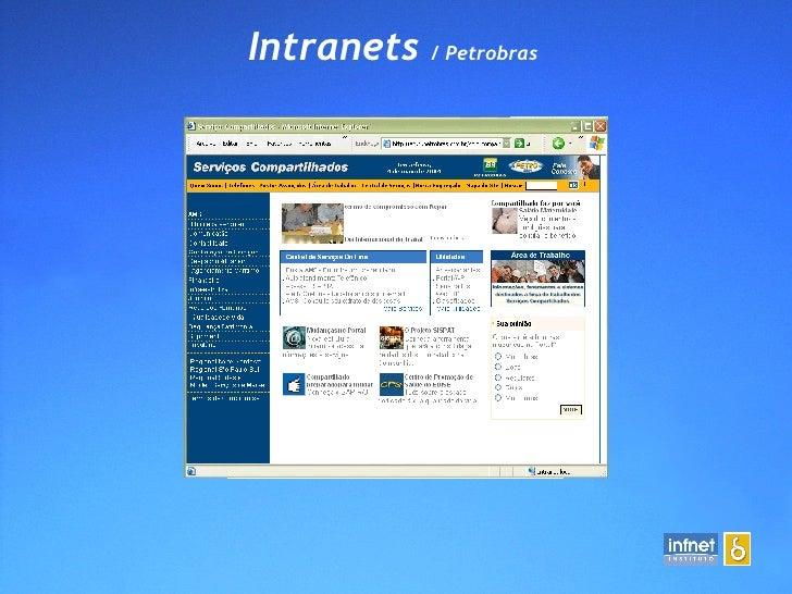 Intranets  / Petrobras