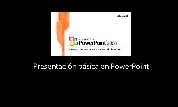 PowerPoint en Wink