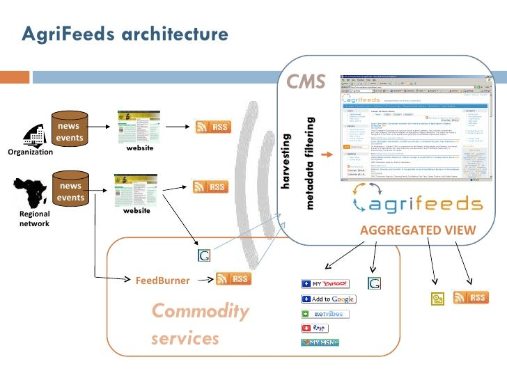 Information Software Architectures Based On Content Management Syst